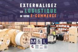 M&L, le prestataire logistique de votre e-commerce à Calais