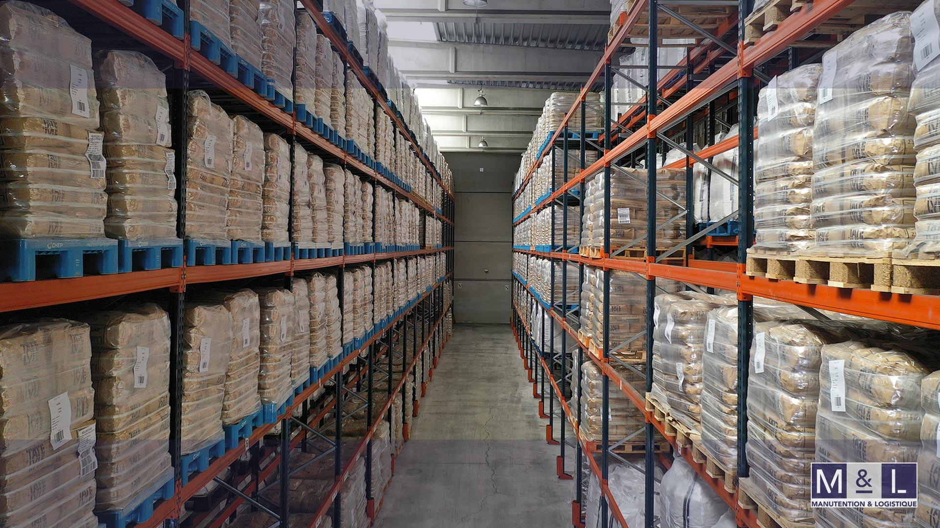 Stockage sécurisé et de qualité pour vos marchandises